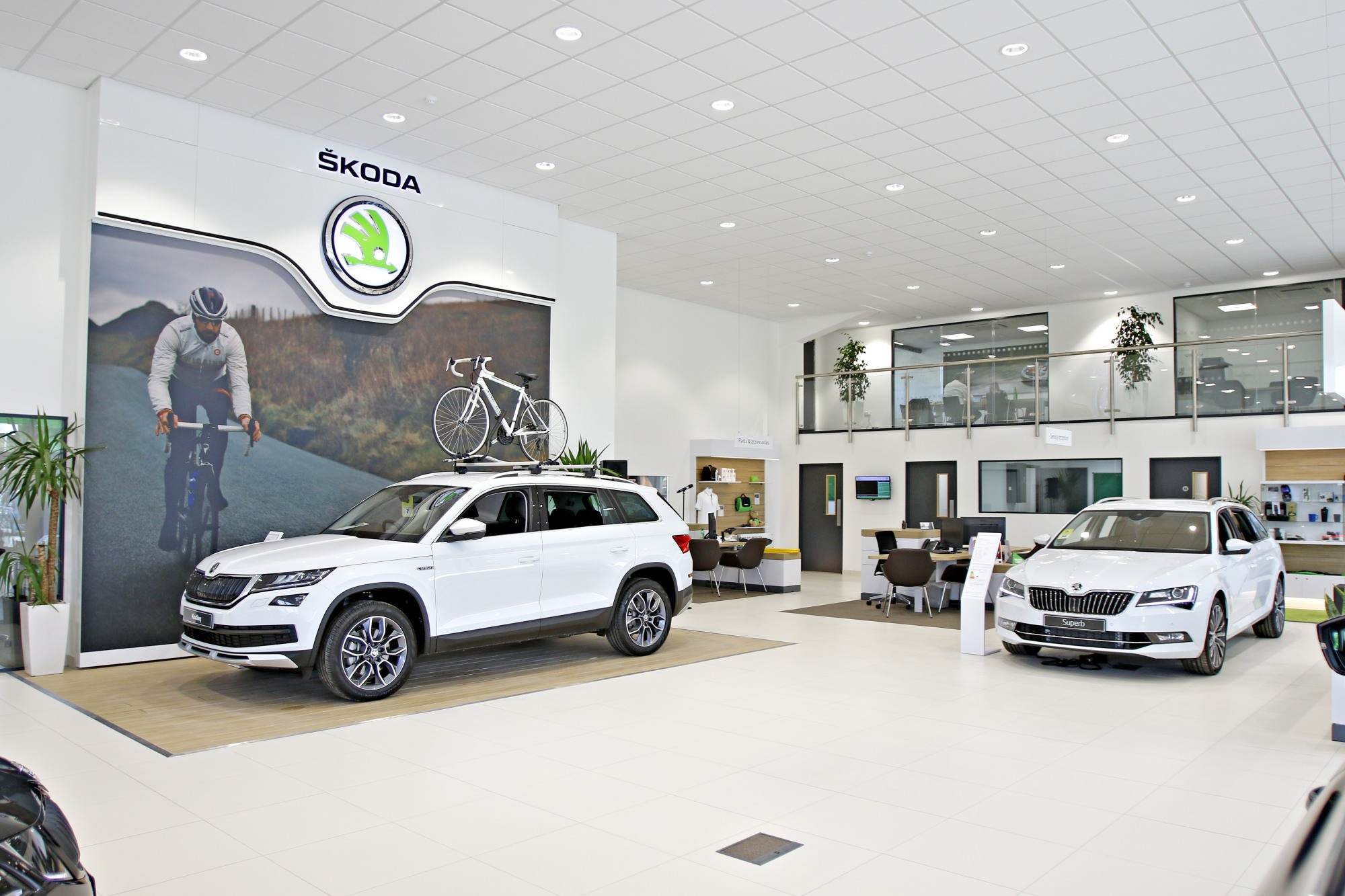 West End Garage ŠKODA announces the roll out of INDICATA